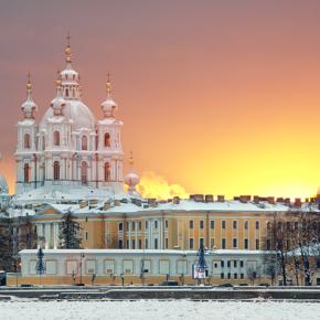 Петербург.  Православные святыни Северной столицы