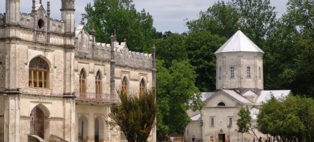 На поклонение величайшей христианской святыне - Ризе  Пресвятой Богородицы в Иверию
