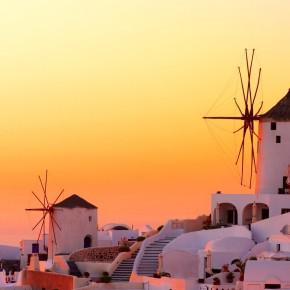 Крит и Санторин - жемчужины Среди3емного моря