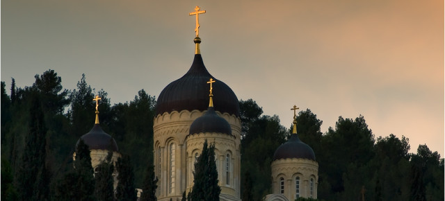 Паломничество  по  Святой Земле с Русской Духовной миссией ( с проживанием в Горнем монастыре)