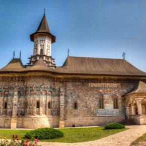 Святые места Румынии . По местам памяти св. Паисия Величковского