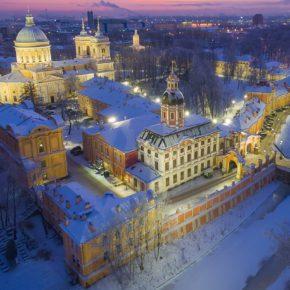 Православные святыни Петербурга и его окрестностей