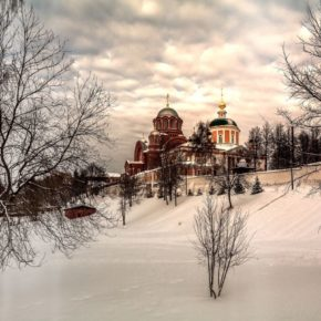 Рождество Христово в Москве и Подмосковье