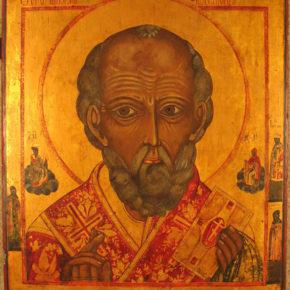 На праздник святителя Николая в Бари и святыни Греции