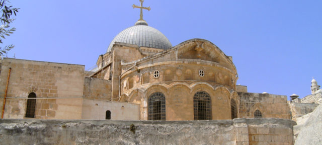 Паломничество по Святой земле с Русской духовной миссией (проживание в Горненском монастыре)