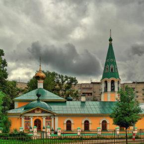 Земля русской святости. Ярославль. Рыбинск. Пошехонье. Углич. Мышкин.