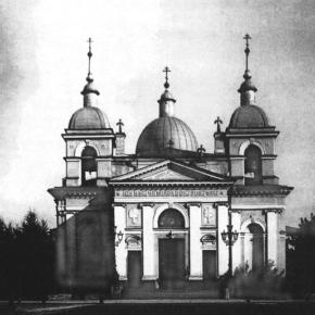 Храмы Рождественской части Петербурга – Пески