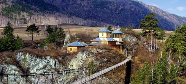 Святыни Алтая и Западной Сибири