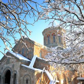На празднование дня святой равноапостольной Нины в Иверию
