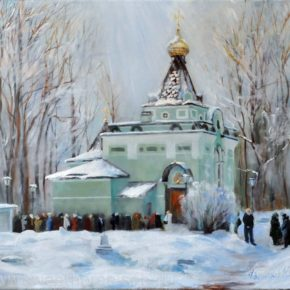 Блаженная Ксения – Ангел Петербурга