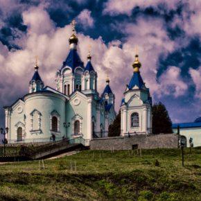 Курская земля – родина преподобного Серафима Саровского