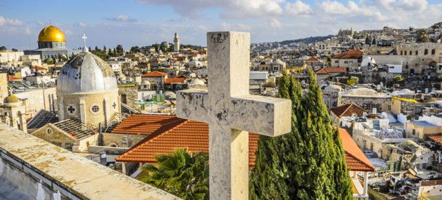 Паломничество на Святую землю на праздник Сретения Господня 11 -18 февраля