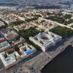 Переулками Васильевского острова 25 мая