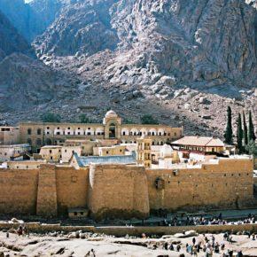Монастыри Синая 17-24 октября