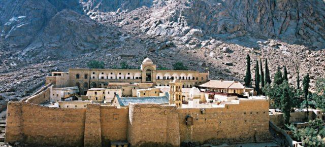 НОВАЯ ПРОГРАММА. Монастыри Синая   23 февраля -3 марта