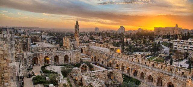 Праздники Благовещения и Входа Господня  в Иерусалим на Святой Земле  с проживанием в Горнем монастыре 6 -12 апреля