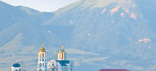 Святыни и дары Кавказких  Минеральных Вод  1 - 7  ноября