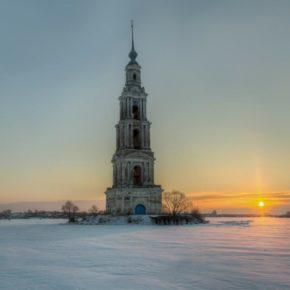 К преподобной Анне Кашинской . Кашин - Калязин- Кимры.  21 -24  февраля