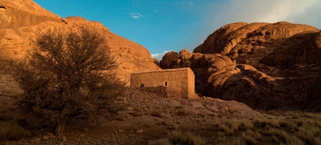 НОВАЯ ПРОГРАММА. Монастыри Синая  22 -29 февраля