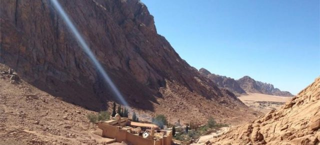Египет. По пути Святого Семейства 11- 22 ноября