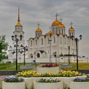Святыни Золотого Кольца: Владимир- Суздаль -Боголюбово -храм Покрова на Нерли 22 -25 мая