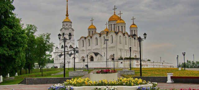 Святыни Золотого Кольца: Владимир- Суздаль -Боголюбово -храм Покрова на Нерли 18 -21 сентября