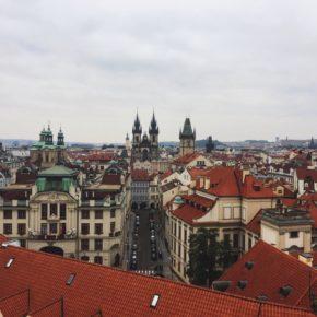 На праздник святой Людмилы в Чехию 24 сентября - 1 октября