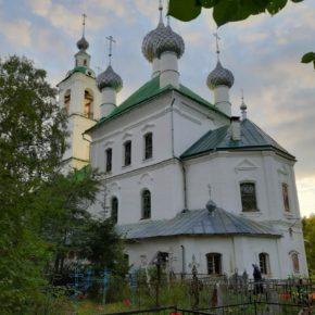 Под благодатным покровом. Рыбинск, Некоуз, Архангельское, Углич, Ярославль