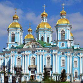 Никольские храмы Петербурга и окрестностей.     22 мая