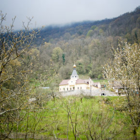 Святыни Причерноморья и Абхазии  и отдых на Черном море  21 -28 июня