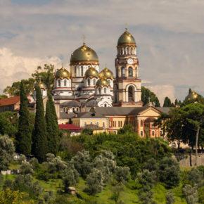Причерноморье и Абхазия: Сочи, Крестовая пустынь, Гагра, Новый Афон  11 -20 мая