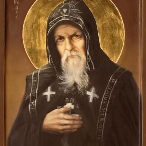 На праздник  преподобного Серафима Вырицкого в Вырицу и Тярлево    3 апреля