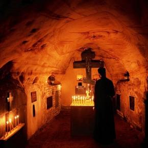 Печоры – дивная обитель Праздник Святой Троицы 20 -21июня
