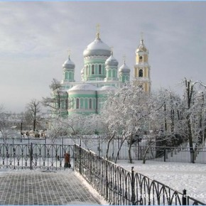 Рождество в Дивеево  3 -8 января