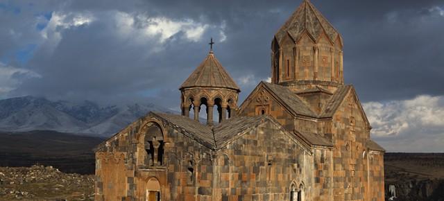 Древние христианские святыни Армении и Иверии  3 -15сентября  2021
