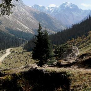 Семиречье - страна небесных гор
