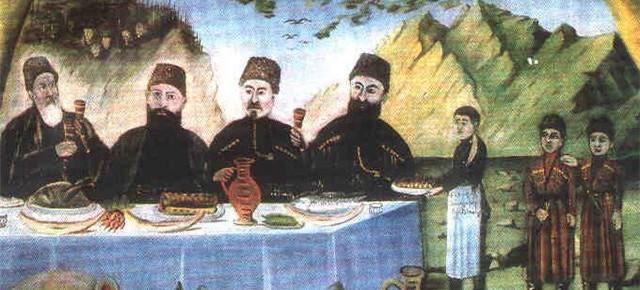 Берикаоба (Масленица)  в Грузии 27  февраля - 5  марта
