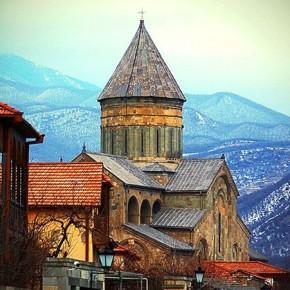 Грузия – первый удел Пресвятой Богородицы