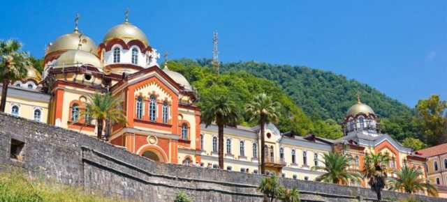 Святые места  Причерноморья и Абхазии 2 - 8 октября