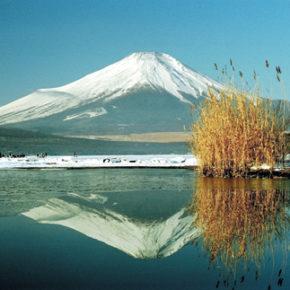 Япония.  В страну восходящего солнца