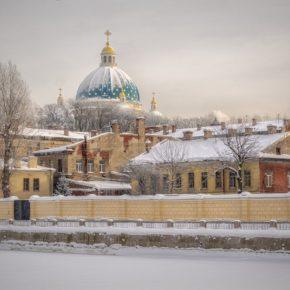 Рождество Христово в Санкт -Петербурге