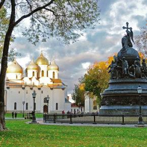 Древние обители Великого Новгорода    8 - 9 мая