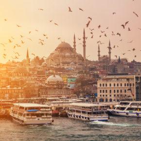Возвращение в Византию. Паломничество в Константинополь 11-15 ноября