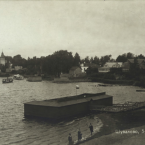 Шувалово-Озерки.  За кулисами дачного предместья. 18 сентября